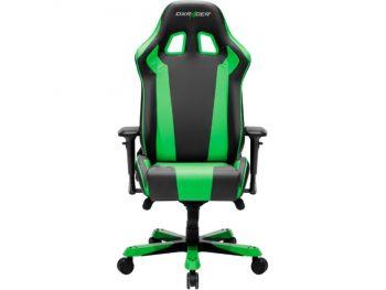 DXRacer King Series green