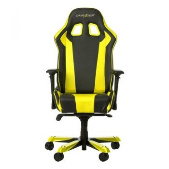 DXRacer King Series yellow